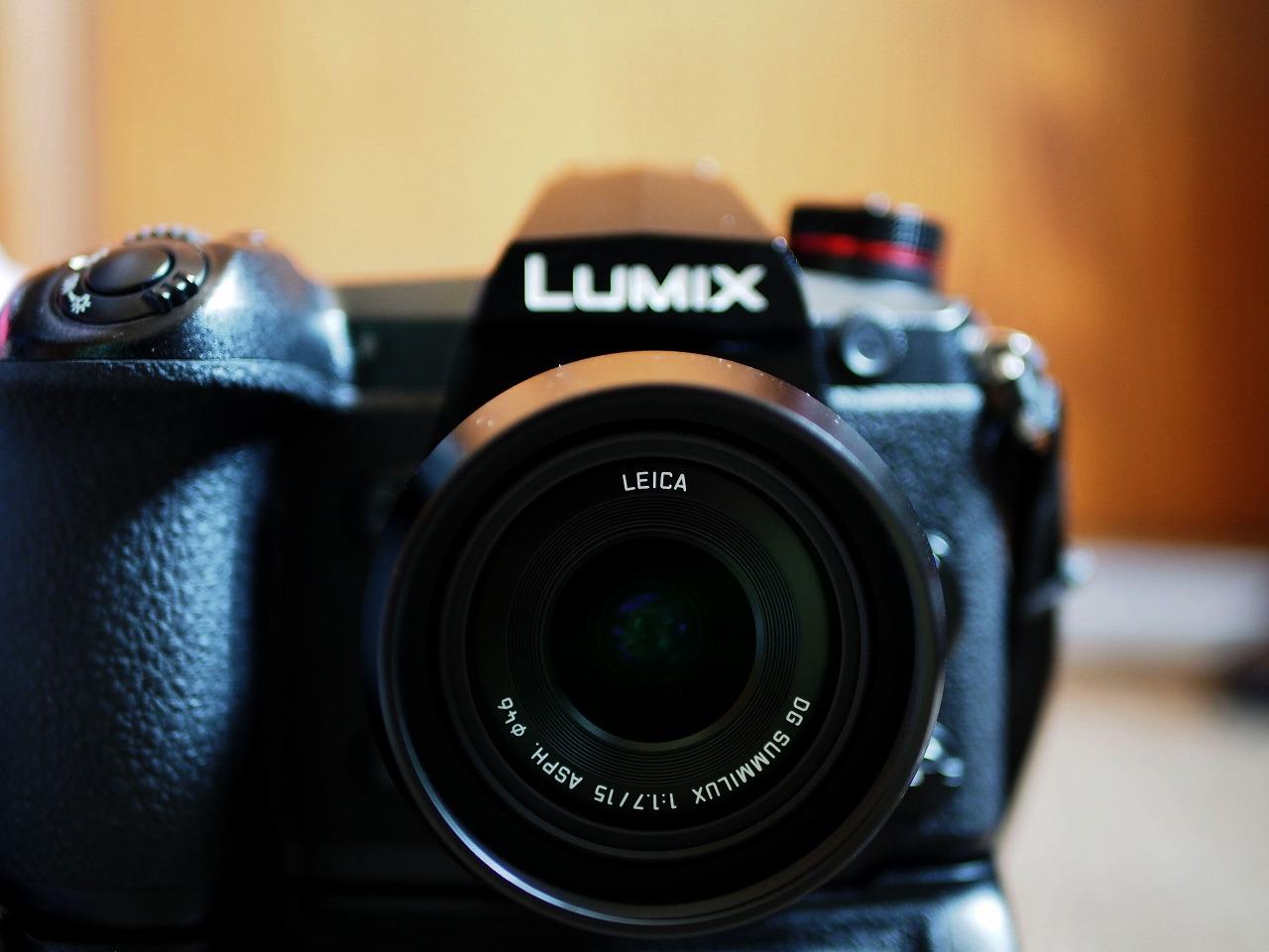 【Lumix】Leica Summilux 15mmF1.7 ASPH 【購入しました】