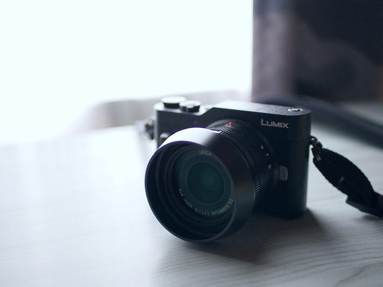 【買ってはいけないミラーレスカメラ?】Panasonic DC-GF10 を購入しました 【レビ