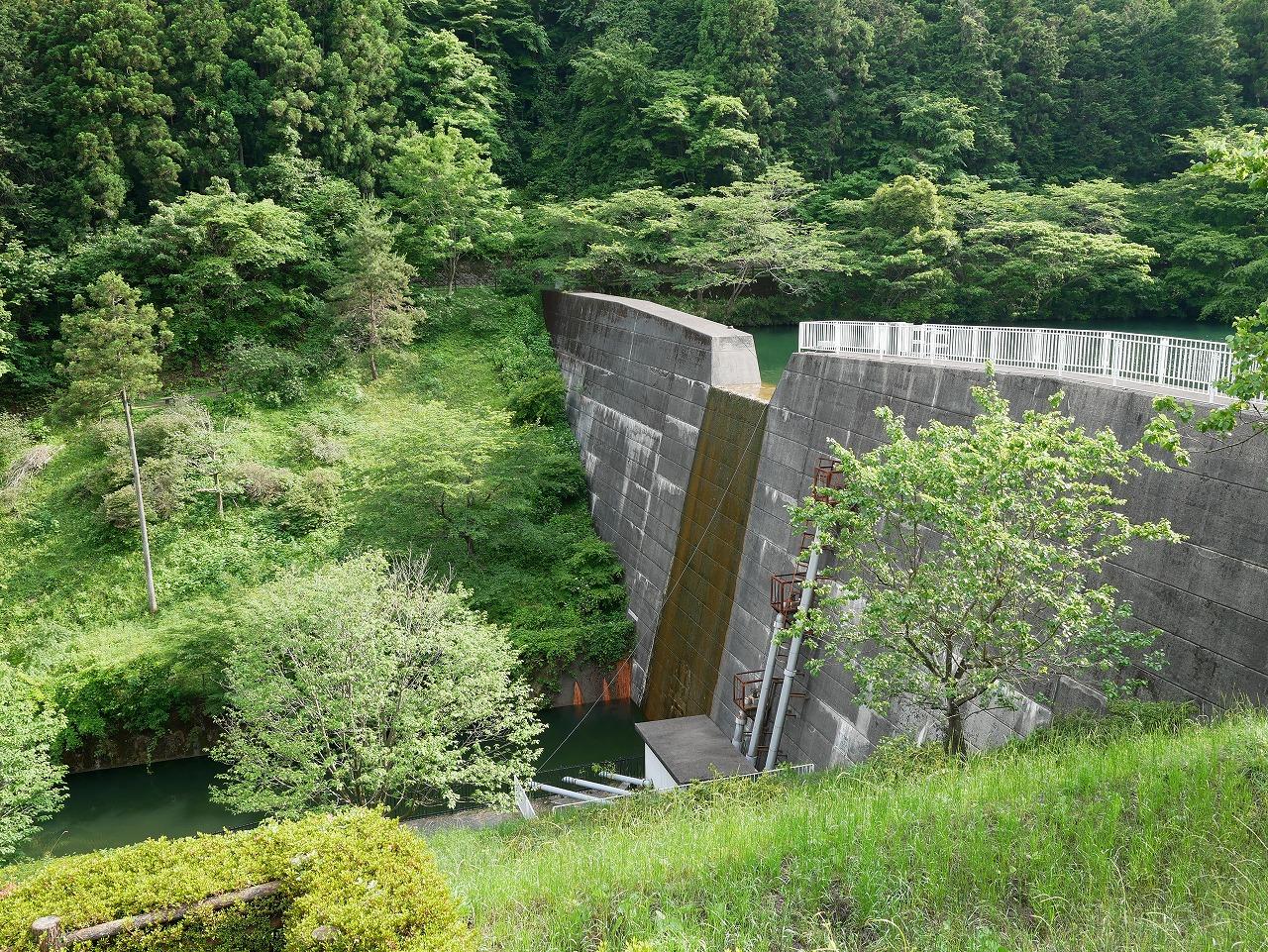 【埼玉県の観光】雀川砂防ダム公園