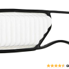 Amazon   viz ダイハツ ミラ L275S L285S (06/12~) 用エアクリーナー (純正品番:1780